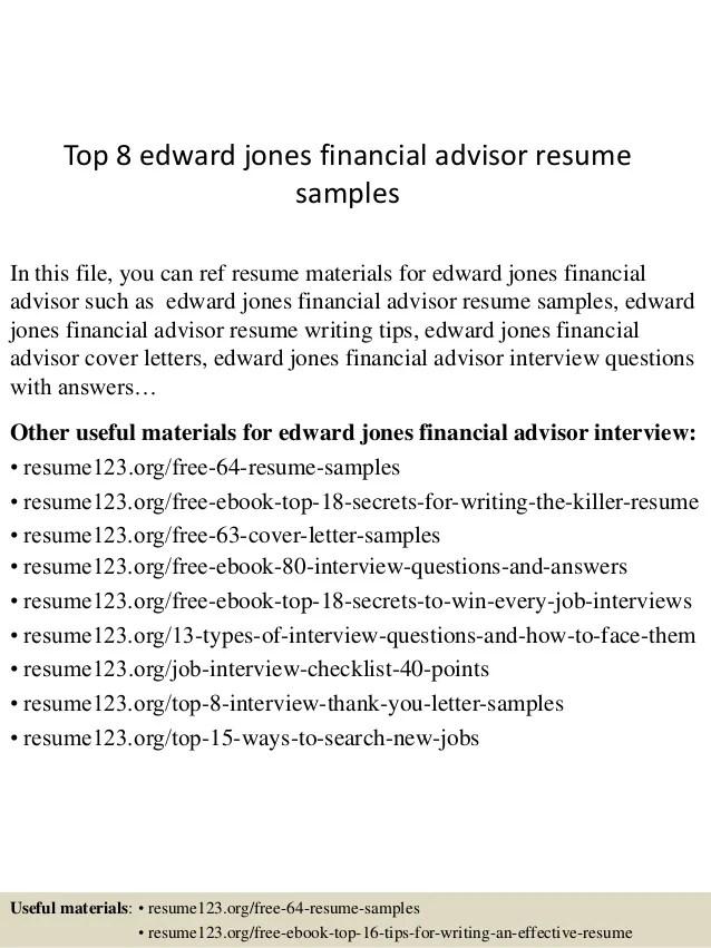 junior financial advisor resume - Ozilalmanoof