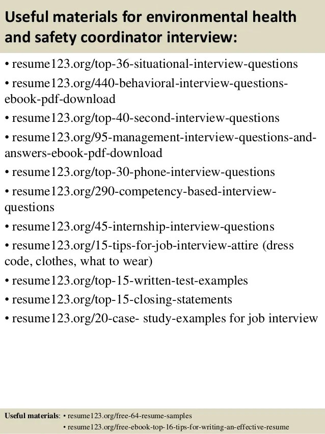 safety coordinator resumes - Intoanysearch - stna resume sample