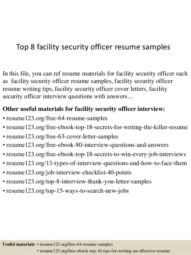 security officer sample resumes - Kenicandlecomfortzone - shipboard security guard sample resume