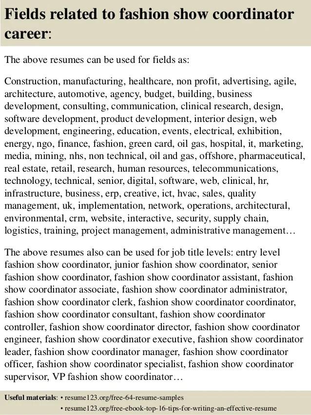 show a resume sample - Onwebioinnovate