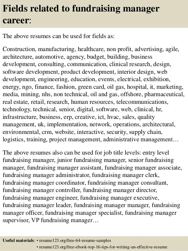 Sample Resume Nurse Case Manager Registered Nurse Case Manager Resume Sample Resume My Career Top 8 Fundraising Manager Resume Samples