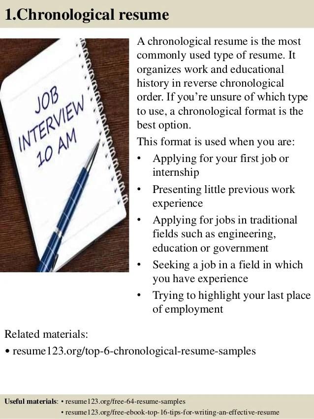 killer resume samples