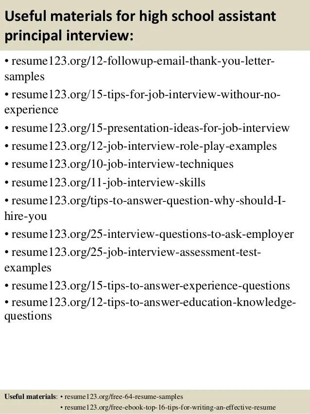 sample principal resume - Onwebioinnovate - sample principal resume
