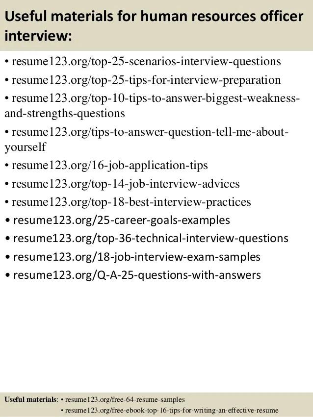 human resource manager resume sample - Minimfagency