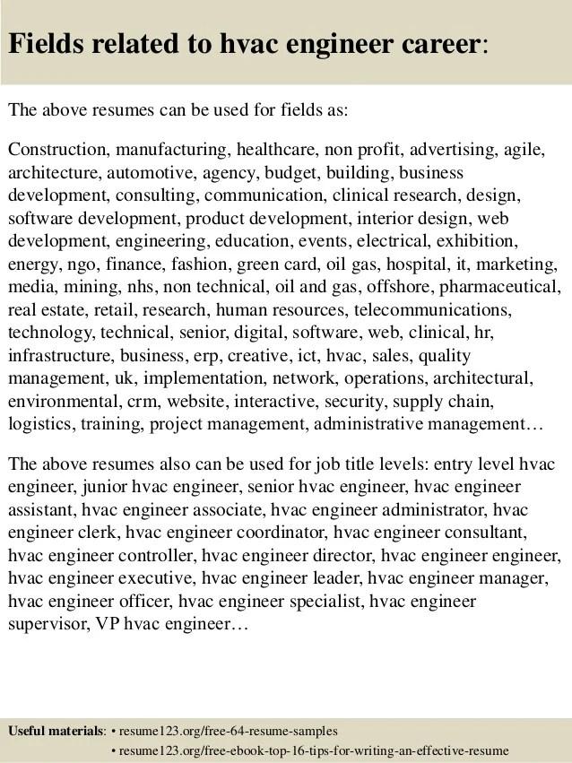 technical marketing engineer resumes