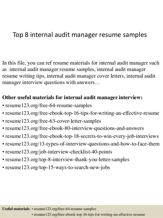 internal resume samples - Towerssconstruction