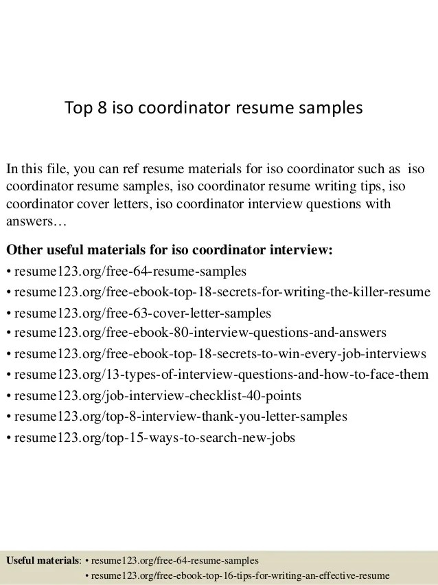 resumes example objectives