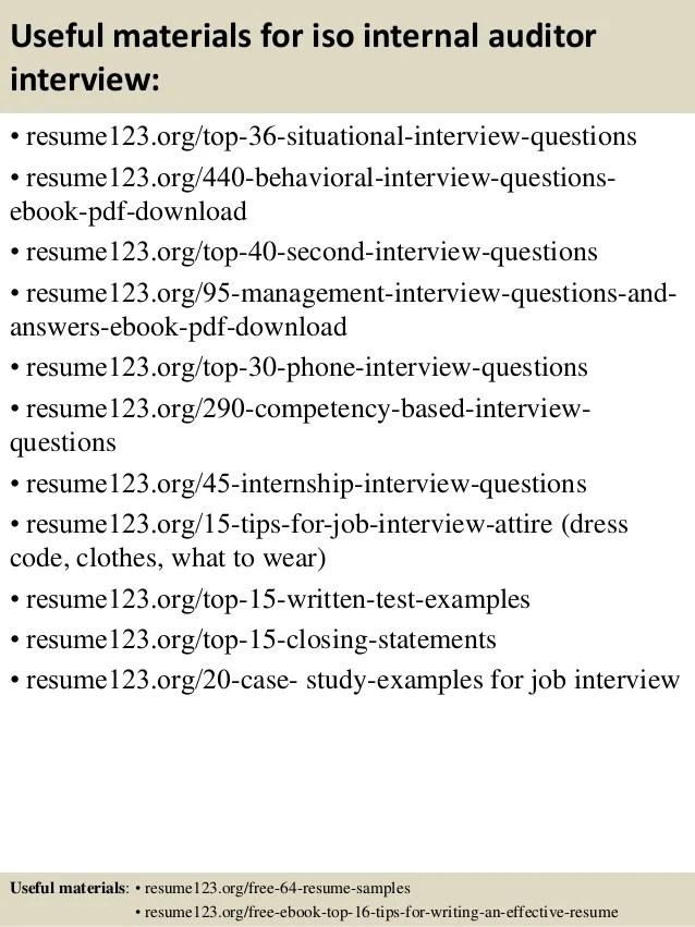 auditor resume example - Konipolycode