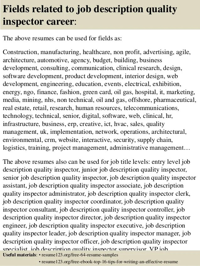 interior design resume job description