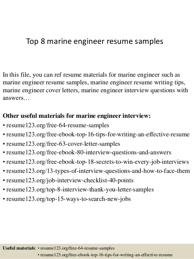 sample of application letter for marine engineering - Tower