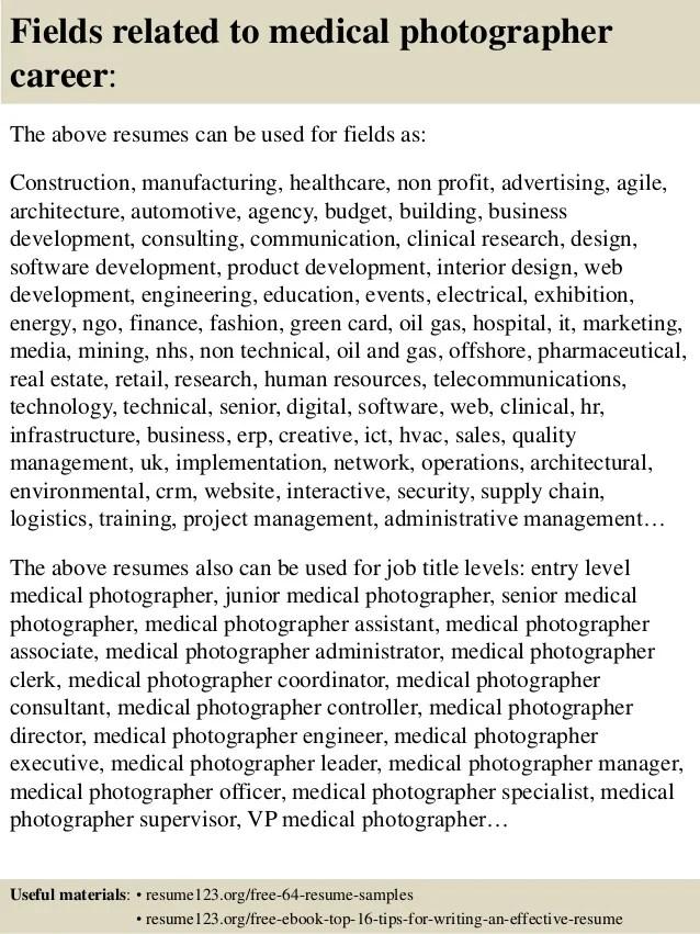 photography assistant resume - Alannoscrapleftbehind