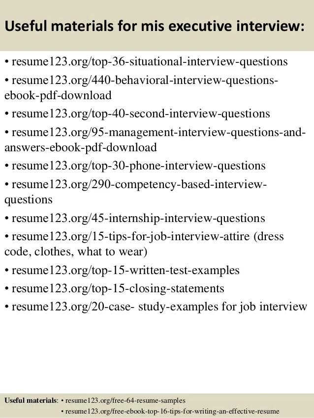 sample mis executive resume - Onwebioinnovate - mis officer sample resume