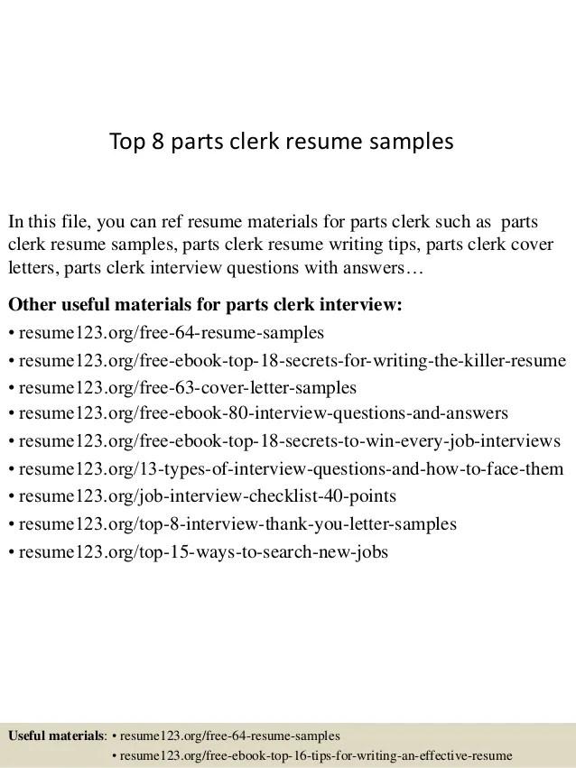 resume parts - Jolivibramusic