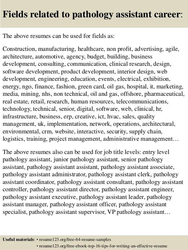 pathologist cv resumes - Jolivibramusic - clinical pathologist sample resume