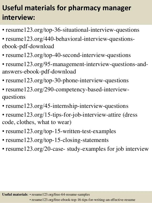 Online pharmacist sample resume - publix pharmacist sample resume