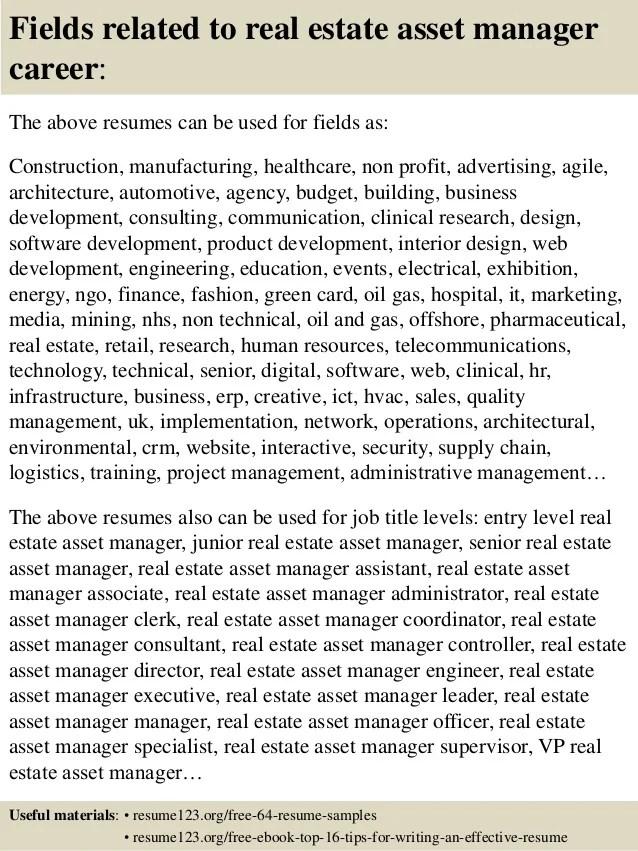real estate resumes - Alannoscrapleftbehind - real estate resumes