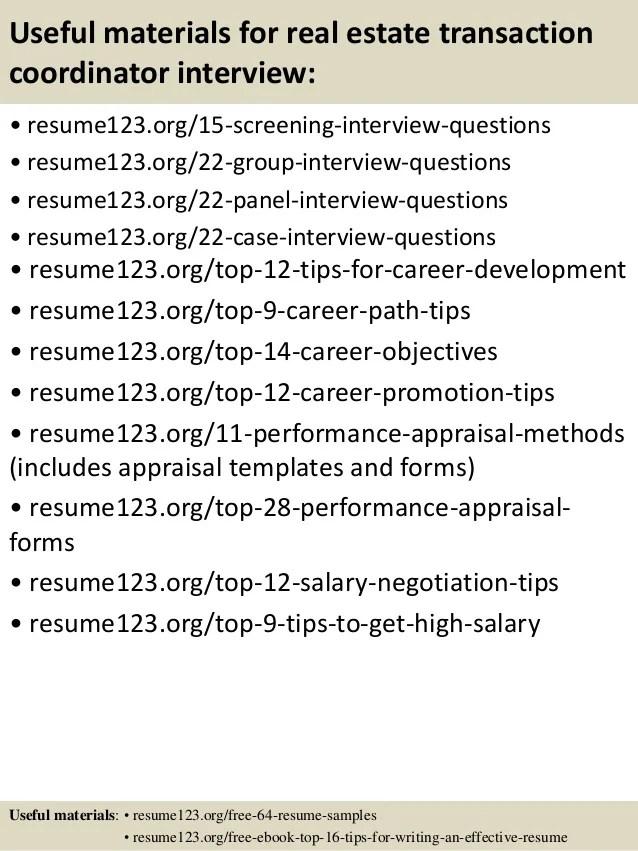 real estate resume samples - Minimfagency