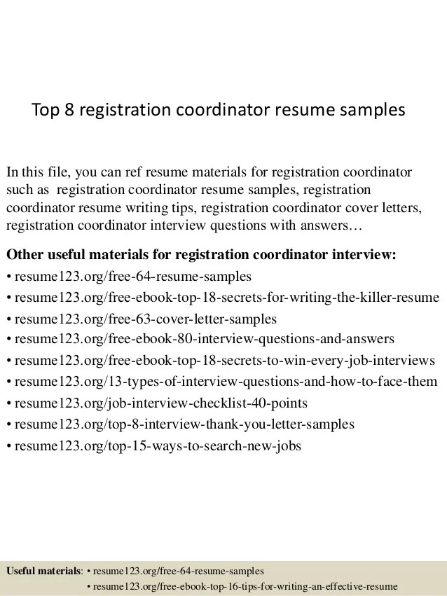 resume registration - Funfpandroid