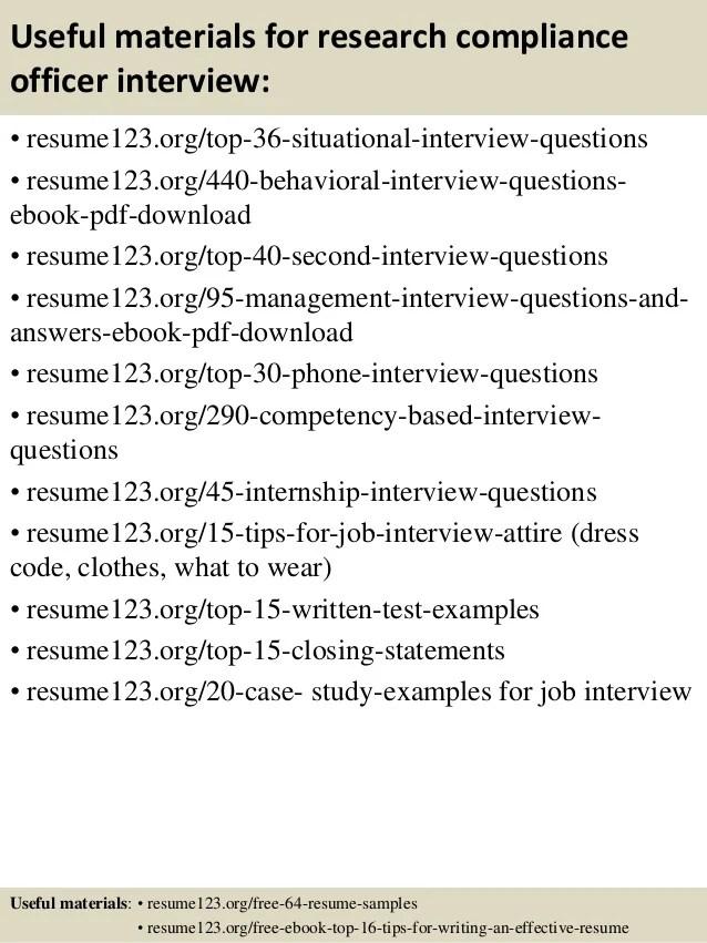 compliance officer resume sample - Pinarkubkireklamowe
