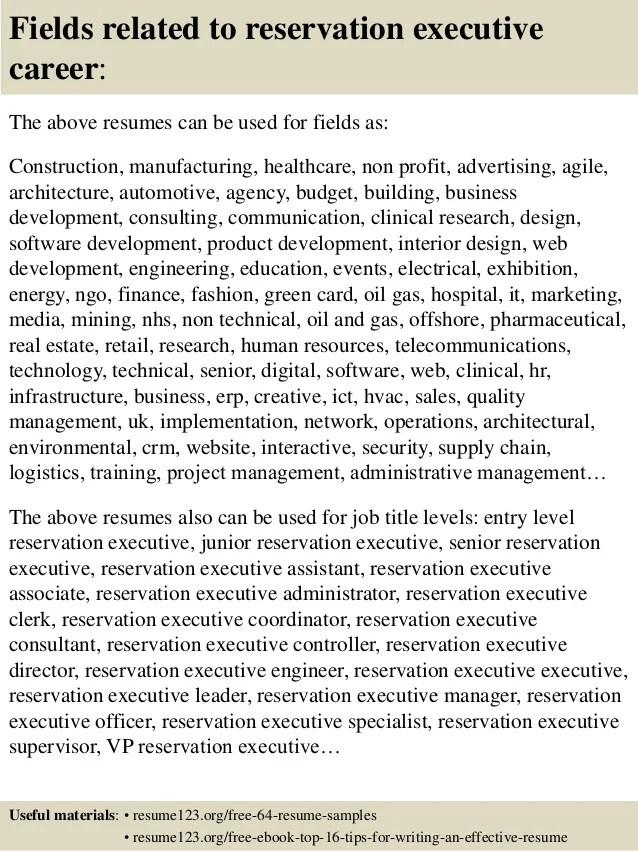 effective resume format - Pinarkubkireklamowe