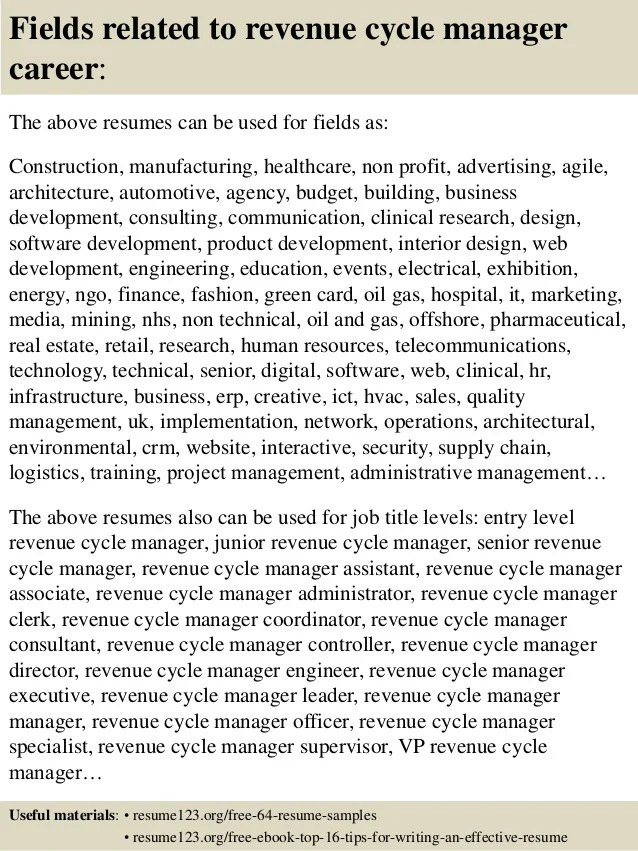retail sales manager resume samples