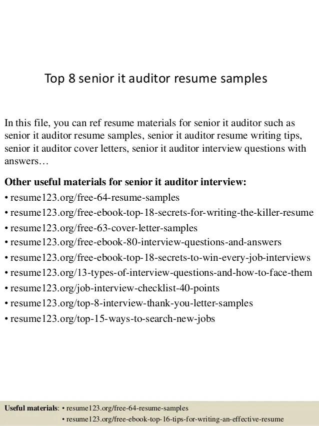 auditor resumes - Maggilocustdesign