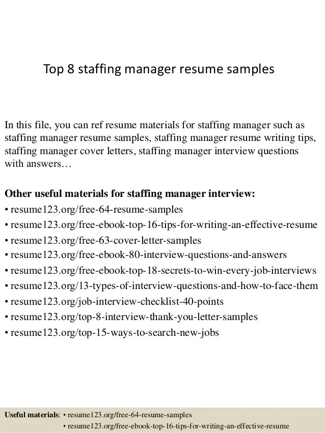 sample resume for front office manager professional resumes