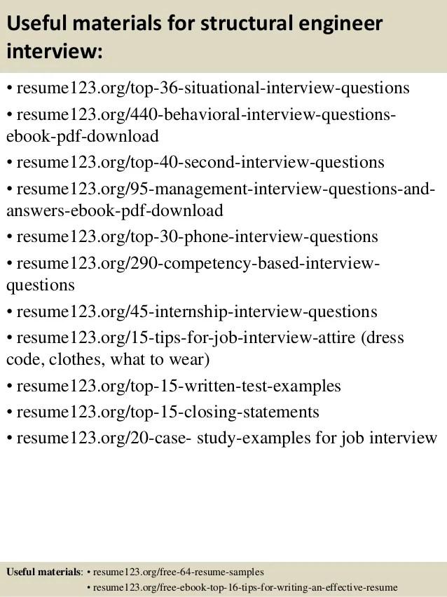 structural engineer job description - Kubreeuforic