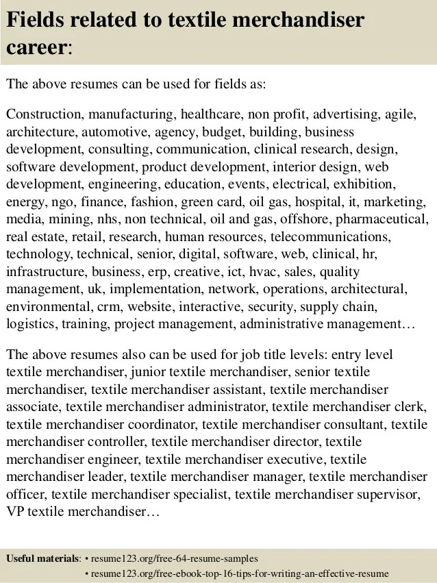 merchandising resume sample - Jolivibramusic - merchandising resume sample