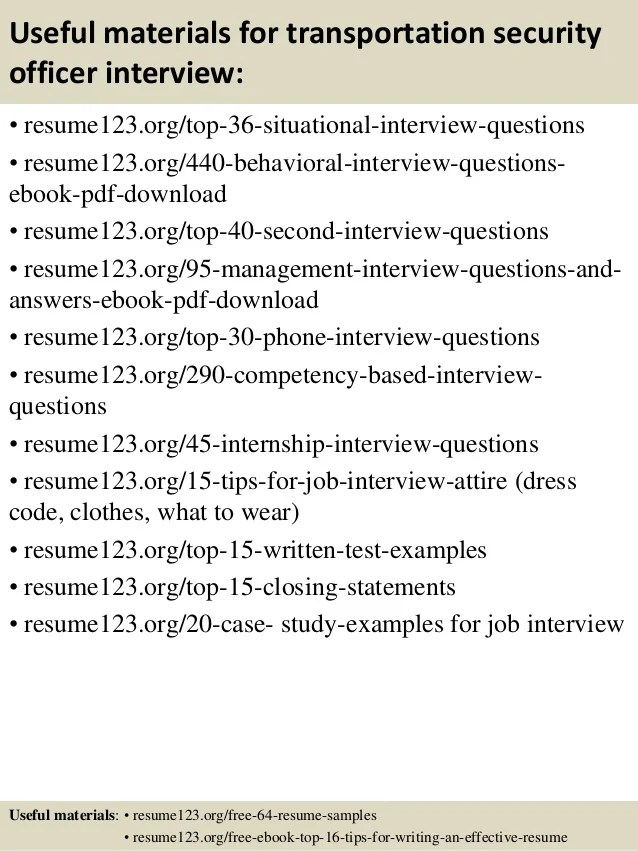 security job resume - Onwebioinnovate - security job resume