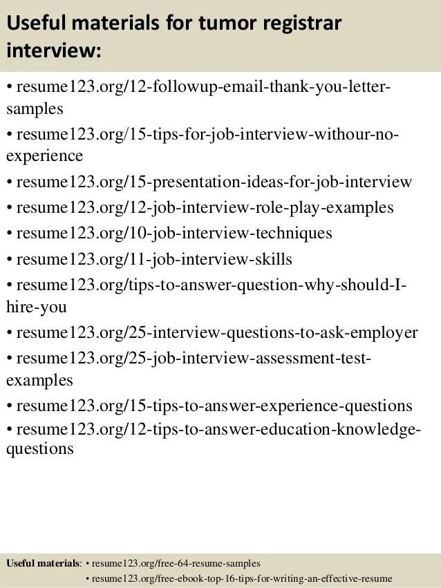 Patient Registrar Sample Resume Freeletterfindbyresume template for