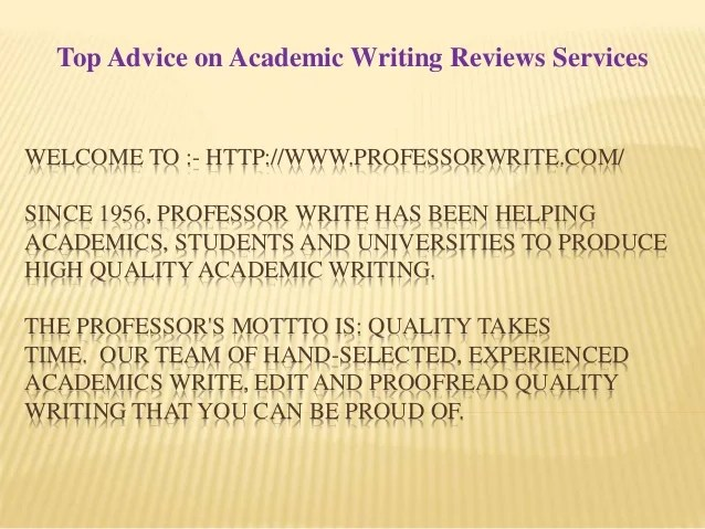 Forestry best academic writing service