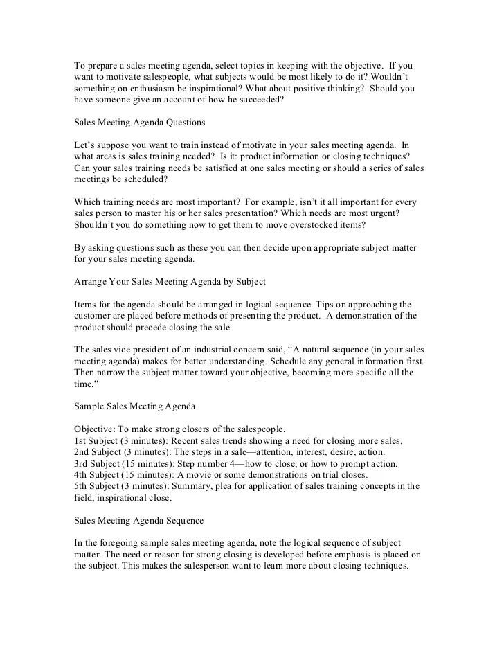 format for meeting agenda - Vatozatozdevelopment