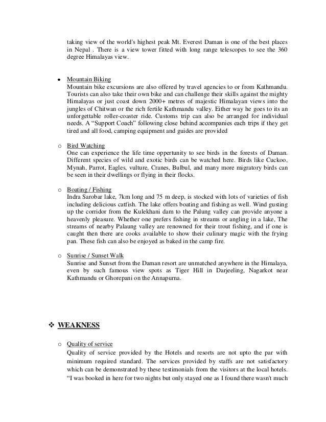 long report format - Hunthankk - the report format