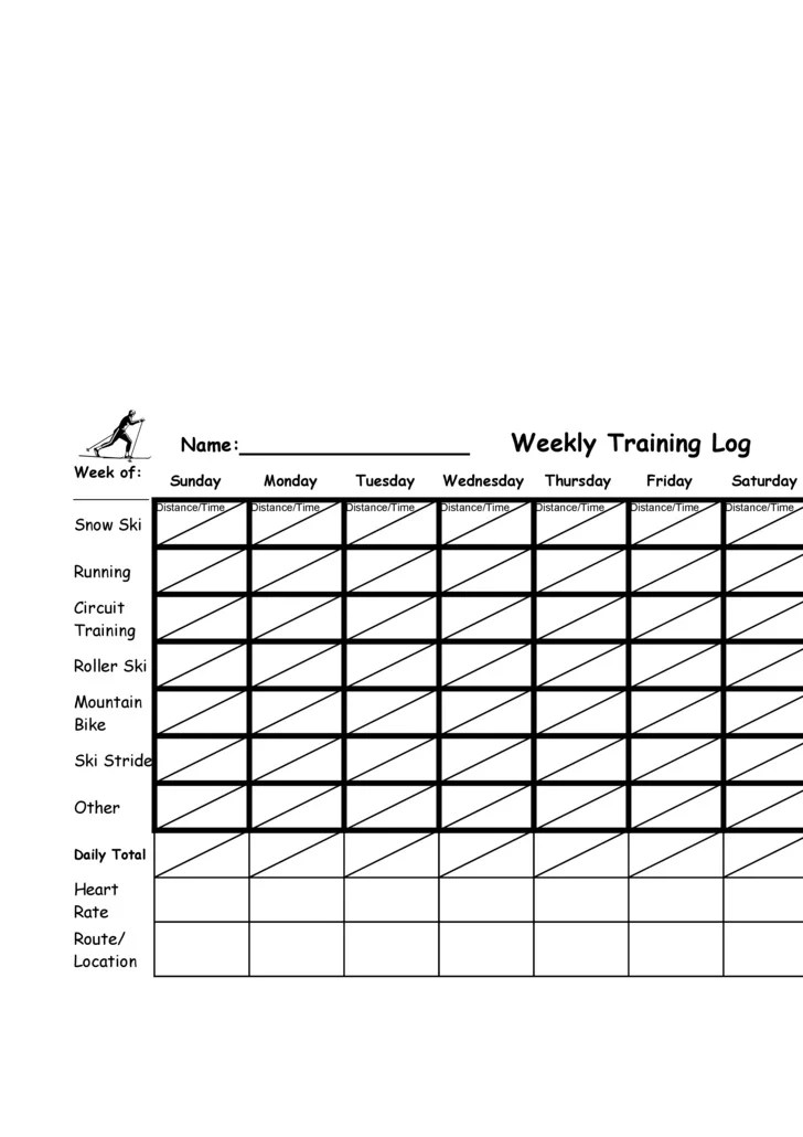 training record sheet template - Onwebioinnovate