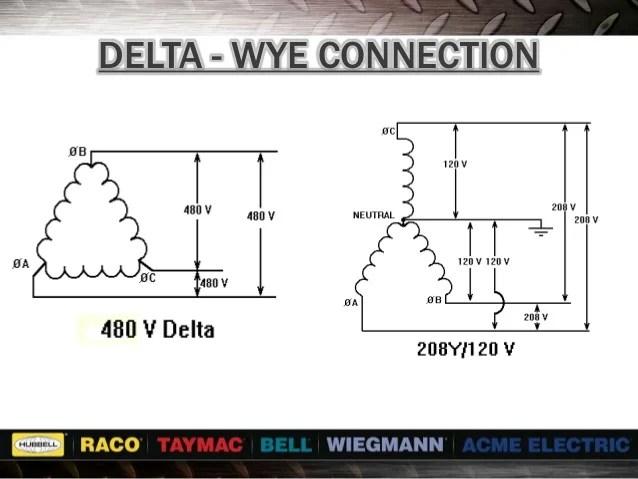 120 240 volt wiring diagram delta transformer