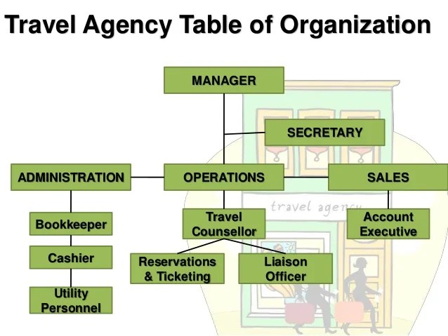 Example Domain Travel Agency And Tour Operations Lecture