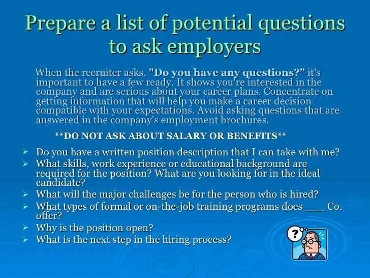 What To Ask At A Job Fair kicksneakers