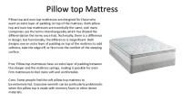 Types of Mattresses: 10 mattresses explained