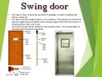 Types of doors by aakash