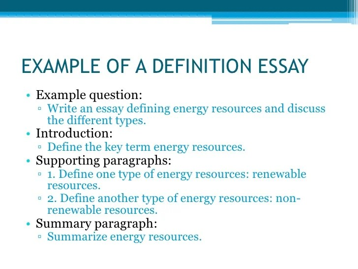 What Are The Different Kinds Of Essay oakandale