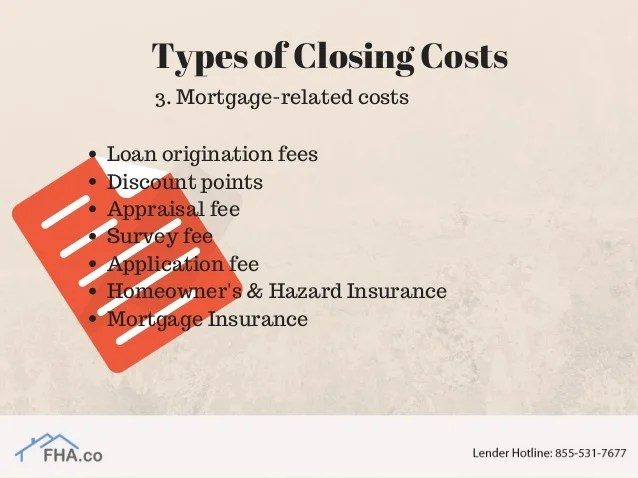 Understanding FHA Closing Costs