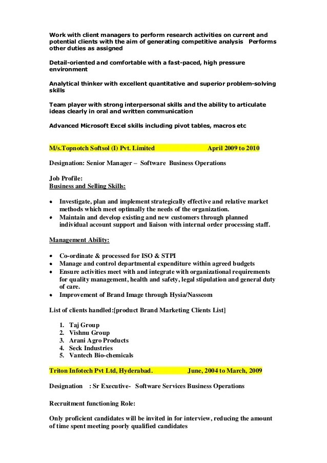 detail oriented resume example - Maggilocustdesign - detailed resume sample