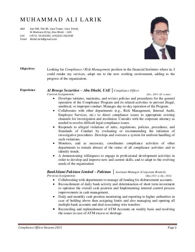 Risk Officer Sample Resume Top 8 Chief Risk Officer Resume Samples - agr officer sample resume