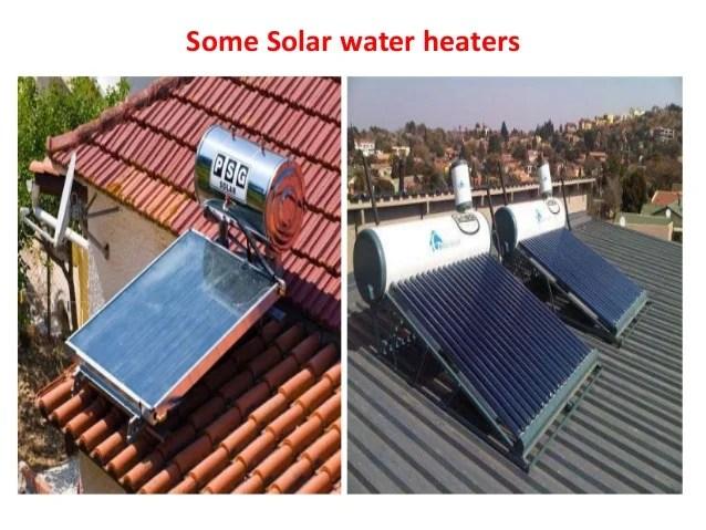 Uses Of Solar Energy Shailesh 7