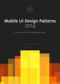 Uxpin mobile UI Design Patterns 2014
