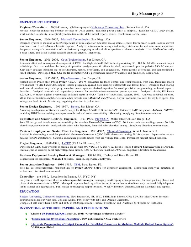 Circuit Design Engineer Cover Letter - Resume Examples ...