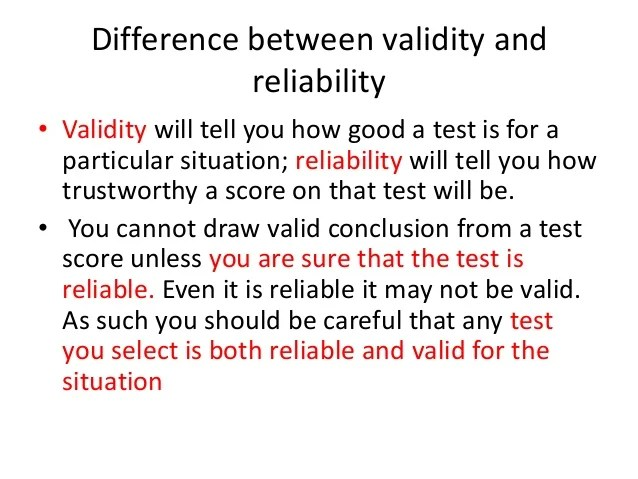 Reference Relationship Relationship Define Relationship At Dictionary Validity Of Tests