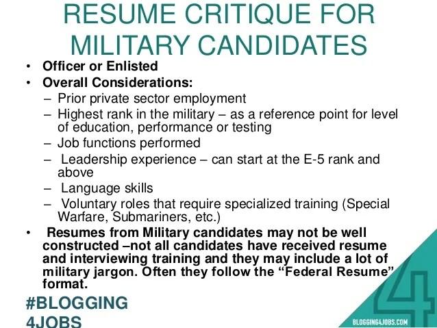 Us Army Veteran Resume 6 sample military to civilian resumes
