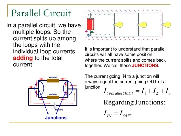 parallel circuit definition parallel circuits definition